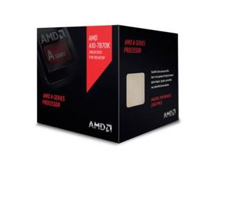 AMD A10 7870K Black Edition A-Series APU with Radeon R7 Graphics AD787KXDJCSBX by AMD