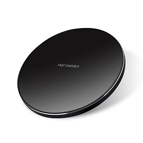7.5W and 10W Fast Wireless Charger Charging Ultra Slim Pad Compatible with Kyocera Hydro Elite