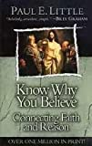 img - for Know Why You Believe (Know What/Why Series) by Paul E. Little (2003-02-28) book / textbook / text book