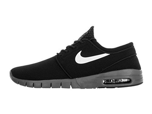 Zapatillas Hombre Nike Stefan Janoski Max Negro / Blanco / Gris Oscuro