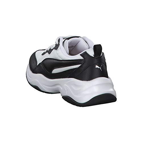 puma Noir Cilia gray Sneakers puma Puma Basses Femme White puma Violet Silver Black n4AXxqxZw