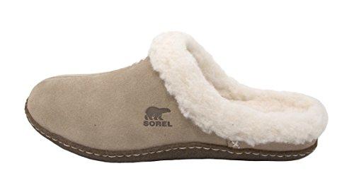 Sorel Women's Nakiska Slide Slipper (6 B(M) US, British Tan)