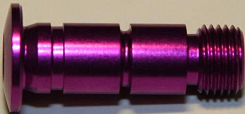 (zong for Kronos Aluminum Shimano Rear Derailleur Pivot Bolt - Purple)