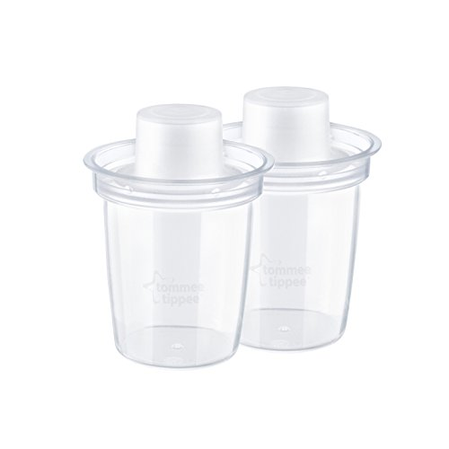 31tD5nY 0IL - Tommee Tippee Closer To Nature Newborn Baby Essentials Feeding Gift Set