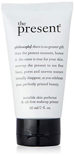 Philosophy The Present - Invisible Skin Perfector and Oil-free Makeup Primer - 2 oz ()
