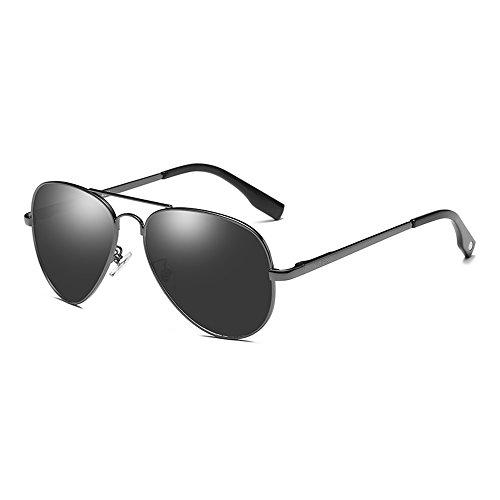 ConduccióN Espejo De Aire De Black Gafas Libre Gafas Las 100 TESITE Al De De De Polarizadas Sol Hombres ProteccióN Los UV qEwxxac6UF