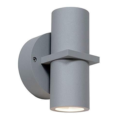 Access Lighting 20352LEDMG-SAT/CLR Marine Grade Wet Location LED Spotlight