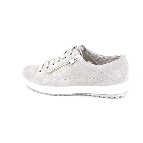 Legero Tanaro 2-00818-04 Womens Lace-up Shoe Grey JRjPjbo