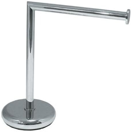 StilHaus StilHaus ME06 APP 16 637509833527 Fluyd Collection Luxury Free Standing Brass Towel Bar Gold