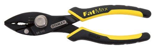 (Stanley 84-646 FatMax Push Lock Slip Joint Pliers, 8-Inch)