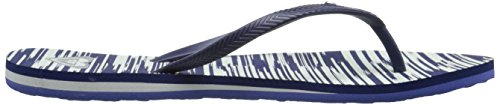 Roxy Bermuda J Sndl Cre - Sandalias de dedo Mujer Blue