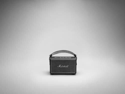 Marshall Kilburn Steel Limited Edition Bluetooth Speaker