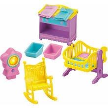 Magical Welcome House (Dora Magical Welcome House Furniture Set Twins' Nursery)