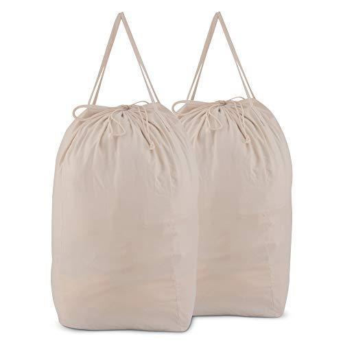 Amazon.com: MCleanPin - Bolsas de algodón lavables para la ...