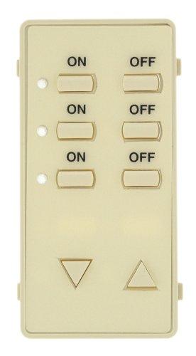 Leviton DCK3D-A Color Change Kits for 3 Address Decora Home Controls DHC Controller, - Home Decora Controller Dhc Controls