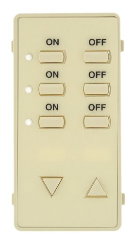 Leviton DCK3D-A Color Change Kits for 3 Address Decora Home Controls DHC Controller, - Controller Decora Controls Home Dhc