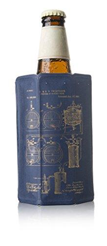 Vacu Vin 38545606 Active Beer Cooler, Blue