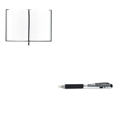 KITPENK437ATOP25230 - Value Kit - Tops Royale Business Casebound Notebook (TOP25230) and Pentel WOW Retractable Gel Pen (PENK437A) by Tops