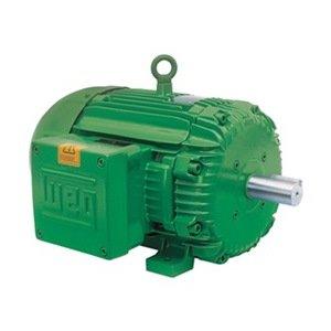 WEG 02518XT3E284T NEMA Premium Explosion Proof Hazardous Location Electric Motor, Cast Iron Frame, 25 HP, 3-Phase, 1775 RPM, 208-230/460 V, 50/60 Hz, Frame - Motor Hazardous Location