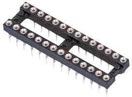 1 piece THROUGH HOLE MILL MAX 115-43-320-41-001000 DIP SOCKET 20POS