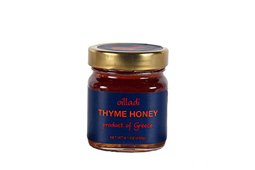 OILLADI Thyme Honey from the Greek Islands ()