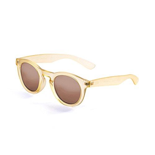 Ocean Sunglasses - San Francisco - lunettes de soleil - Monture   Marron  Transparent - Verres 8e94a05ebf75