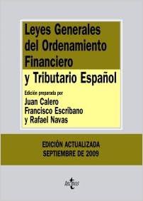 Leyes Generales del Ordenamiento Financiero y Tributario