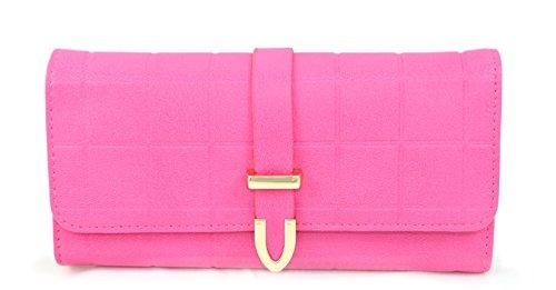 Women's Matching Watch & Wallet Gift Set - Pink by Gino Milano (Image #3)