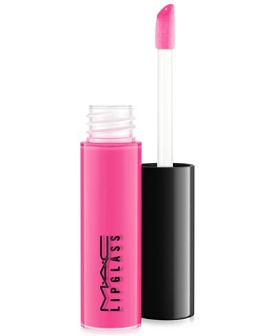 MAC Tinted Lipglass, 0.17 oz (Girl About Town) (Mac Girls About Town)