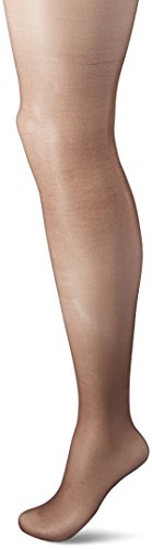 Bare Pantyhose - Hanes Silk Reflections Women's Perfect Nudes Control Top Pantyhose, Bronze, X LARGE