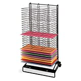 Nasco Mobile Wall Hugger Drying Rack - Elementary Education Education Program - SB28200