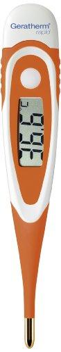 Geratherm rapid GT-195-1 digitales Fieberthermometer mit 9 Sekunden-Technologie