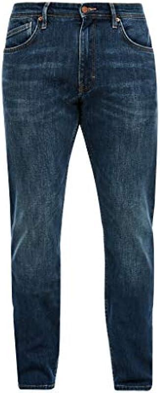 s.Oliver Męskie Slim Fit: Slim Leg-Jeans: s.Oliver: Odzież