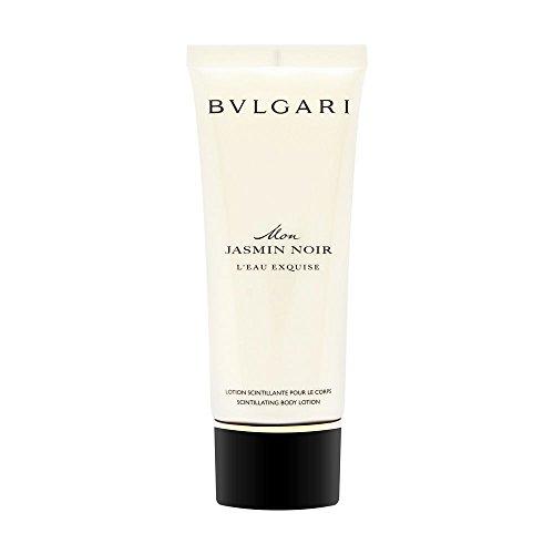 Bvlgari Exquise Body Lotion, Mon Jasmin Noir L'eau, 3.4 Ounce