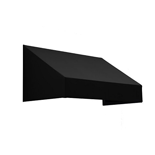 Awntech 10-Feet New Yorker Window/Entry Awning, 16 by 30-Inch, Black from Awntech