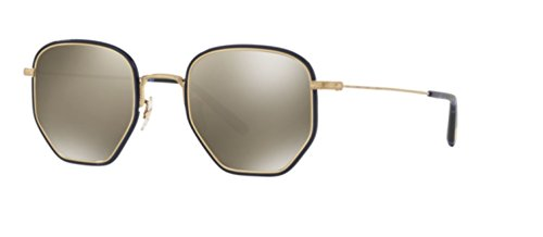 Authentic Oliver Peoples 0OV 1233 ST ALLAND 523639 BRUSHED...