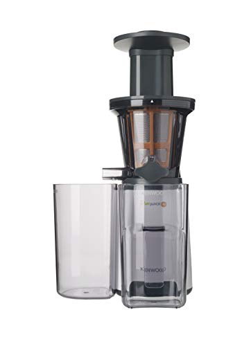 Kenwood JMP400WH PureJuice Estrattore di Succo a Freddo,140 W, Centrifuga Slow Juicer, 1.3 Litri, Plastica, Bianco 2