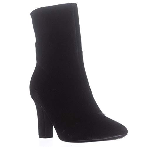 Ralph Lauren Lauren Womens Bridgett Closed Toe Mid-Calf Boots Black 9 M US