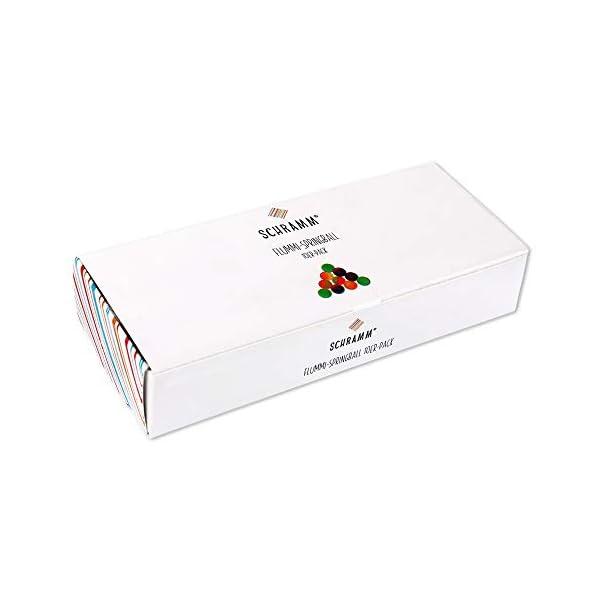 Schramm® 10 Pezzi di Palle di Gomma Frost 27mm Palla Gonfiabile in Gomma Jump Ball con Lotteria Festa di Compleanno dei… 2 spesavip
