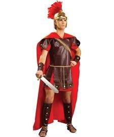 Deluxe Roman Soldier Adult Costume - Standard