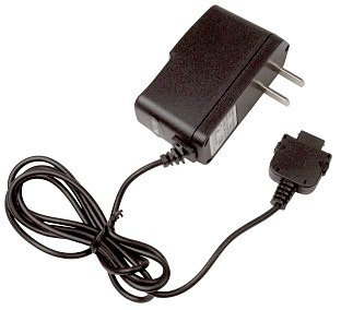 Samsung SPH-M500 Cell Phone Travel Charger / AC Adaptor / Battery Charger / Wall Charger - Samsung D600 Mobile