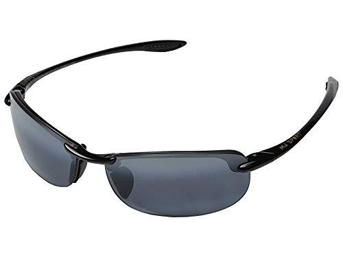 Maui Jim Unisex Makaha Readers Gloss Black/Neutral Grey Lens/2.5 Lens ()