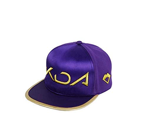 Amazon.com  LOL KDA Cosplay Akali Girl Boy Hat Mask K DA Group Accessories  Christmas  Clothing 689bf9fde005
