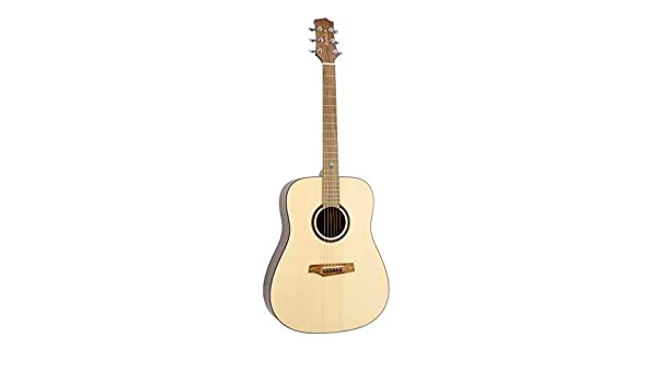 Randon RGI-20 - Guitarra acústica, color natural: Amazon.es ...
