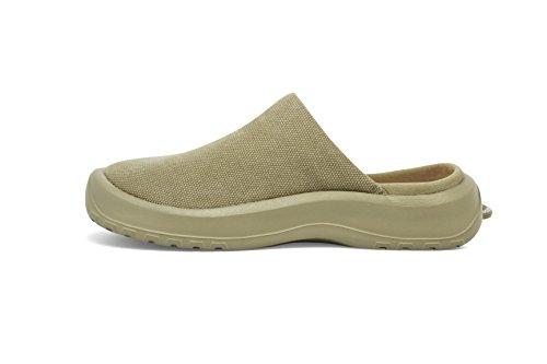 Softscience Daisy Toile Confort Décontracté Chaussures Femmes Kaki