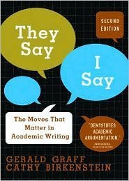 They Say / I Say 2nd (second) edition Text Only by .pdf