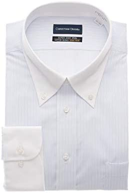 [CHRISTIAN ORANI] クレリックスタンダードワイシャツ【キング&トール】 オールシーズン用 E3BLC-18K
