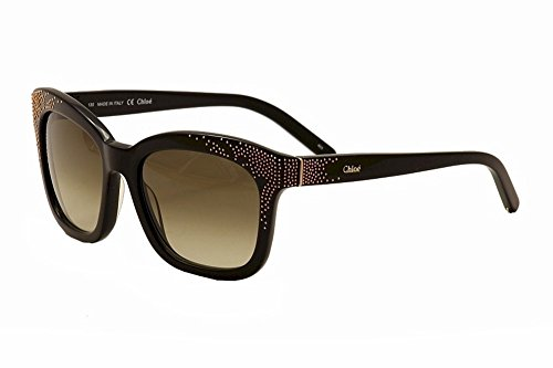 Chloe CE626S 001 Black / Gold CE626S Suzanna Cats Eyes Sunglasses Lens - 2014 Eye Cat Sunglasses