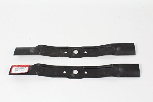 - 2 Pack Genuine Honda 72511-VE1-020 Mower Blade OEM