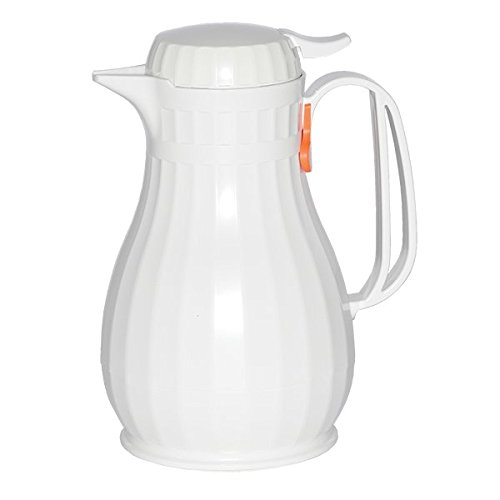 Service Ideas ECO13WH Server Eco-Serv 44 oz. White by Service Ideas